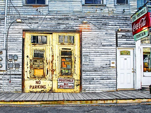 No Parking