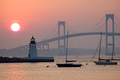 Newport Harbor Light
