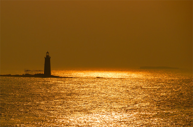 Lonely Lighthouse