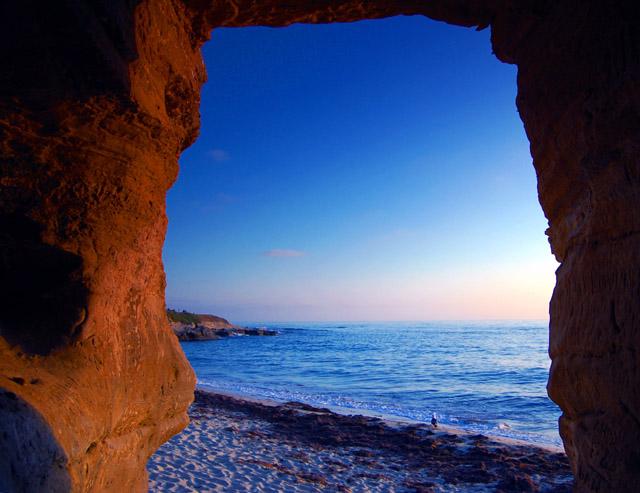 INTO THE BLUE SEA