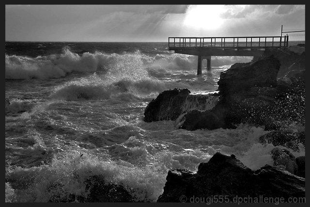 ..gale force warning