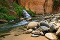 Falls at Zion