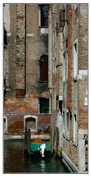 Venetian Parking Space