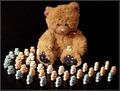 Sour teddies on parade