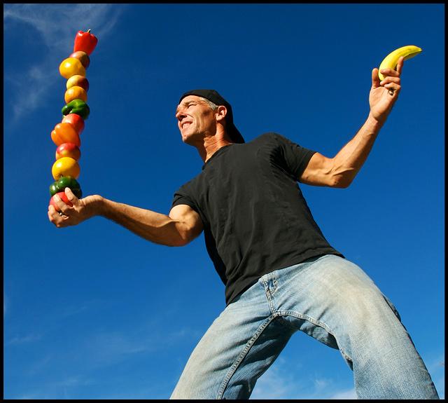 High On A Balanced Diet
