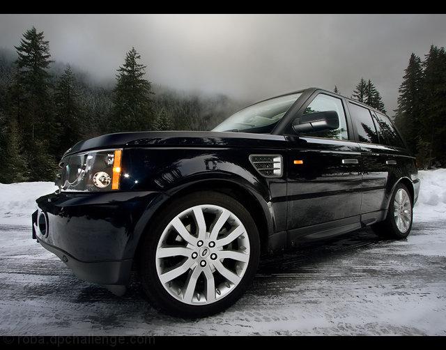 Range Rover - No Boundaries