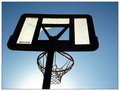"""The """"Nothing but net"""" Basketball Standard"""