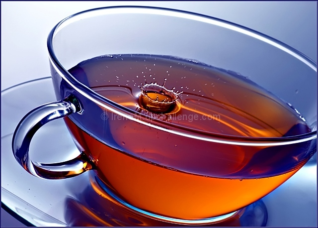 "Let Earl Grey put a ""zing"" in your day"