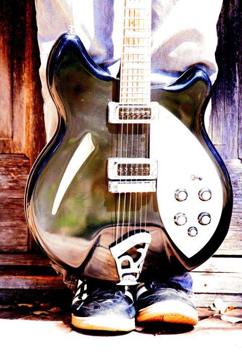 Jeff's Guitar