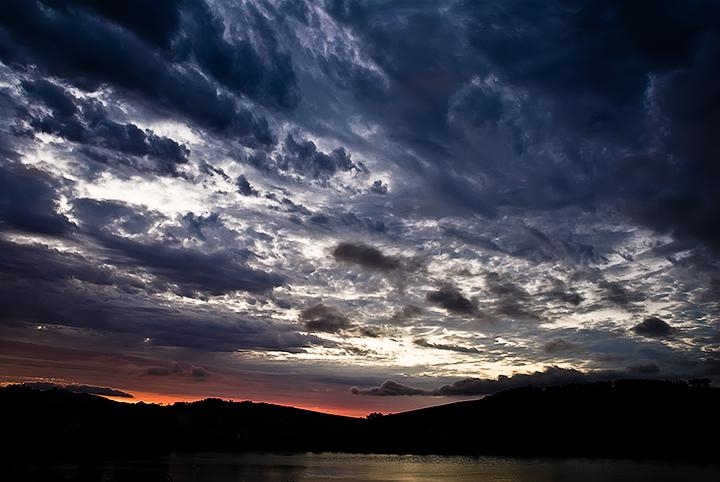 Tumultuous Clouds