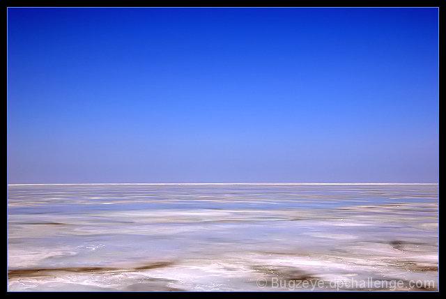 Tropical Blue Ice