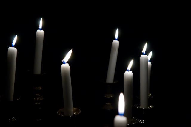 cold candles