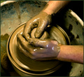 The Potter's Wheel: Centering the Clay