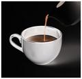 I always like my milk with coffee