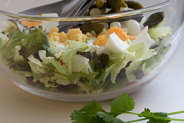 Dutch salad