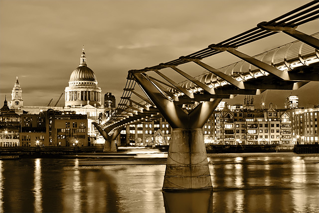 On the Thames