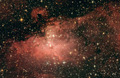 Eagle Nebula, M16