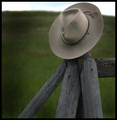 His Hat