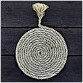Single Coiled Rope