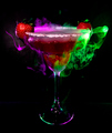Mystic Strawberry Margarita