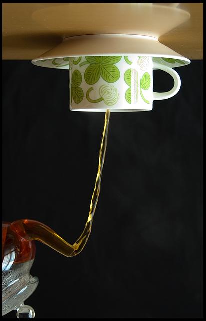 Tea's Up!