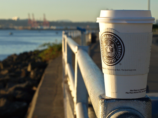 Seattle Morning Cup
