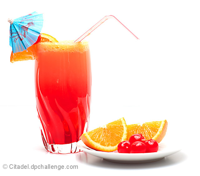 Kiddie Cocktail: Shirley Temple