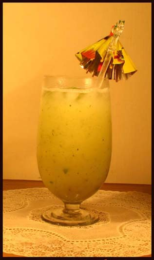 Pana ( A cool drink to beat the summer heat)