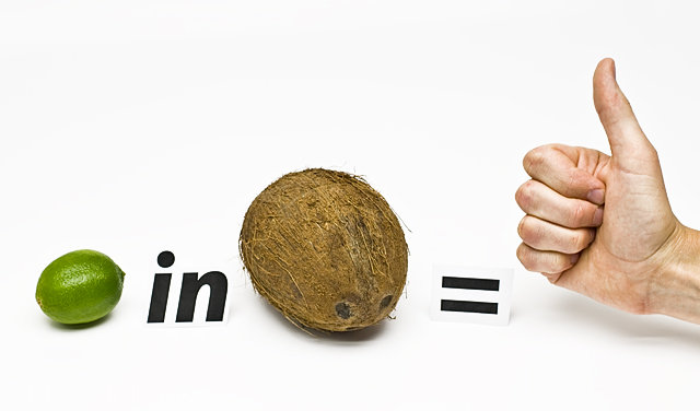 """""""Put the lime in the coconut … then you feel better!"""""""