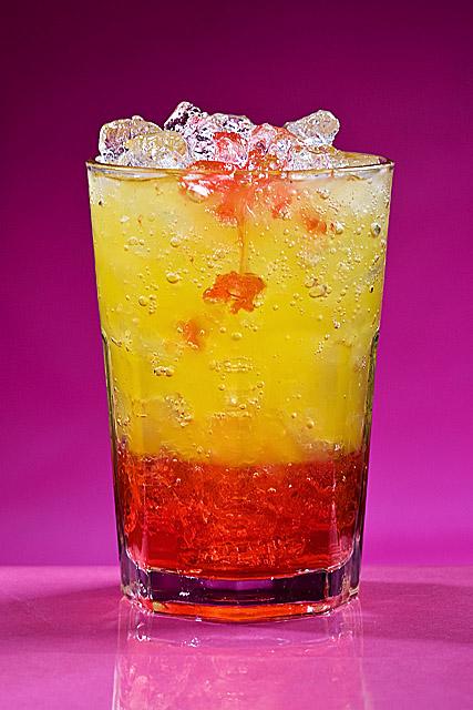 Refreshing Mocktail
