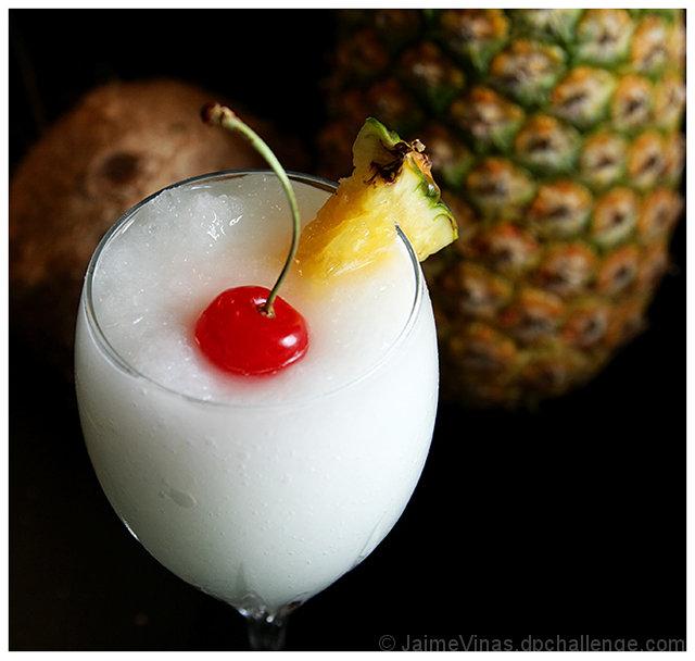 A Piña Colada for You