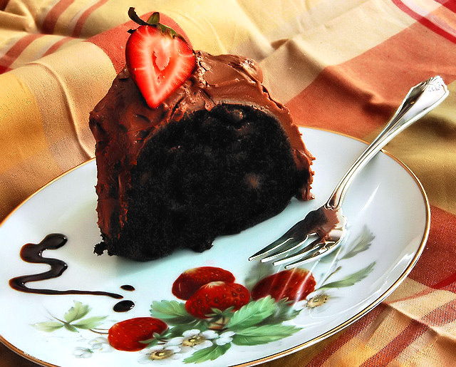 Too Much Chocolate Cake by Patsfan - DPChallenge