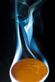 Flaming Egg