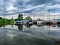 Quiet Harbour Morning