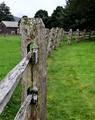 The Old Farm Fence