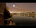 Moonlight Fisherman