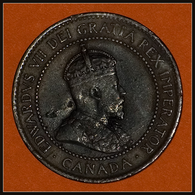 One Cent, 1902