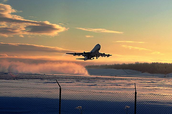 Caution: Wake Turbulence