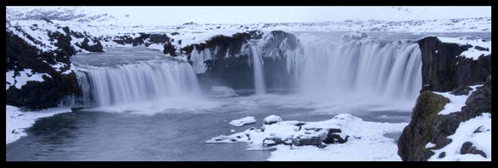 Singing Waterfall
