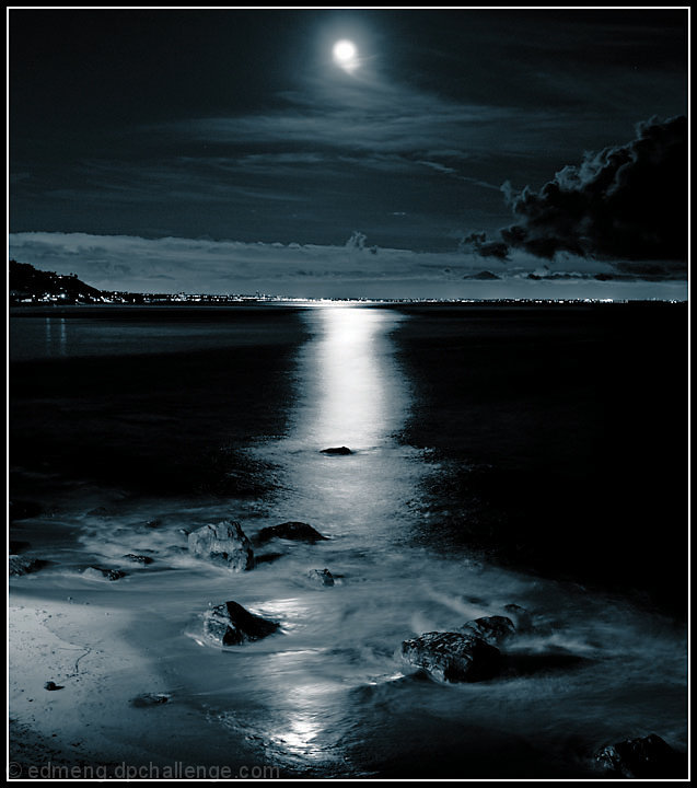 Moonlight Sonata by edmeng - DPChallenge