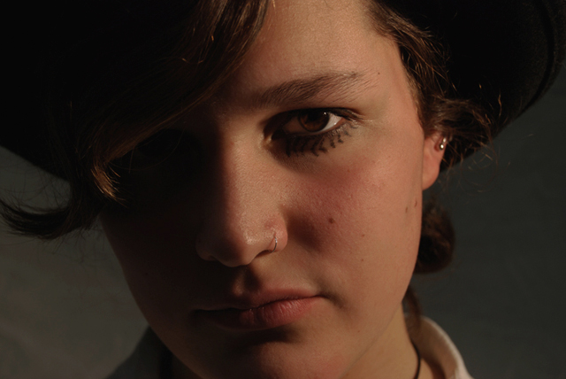February - Movie Characters - Alex (A Clockwork Orange)