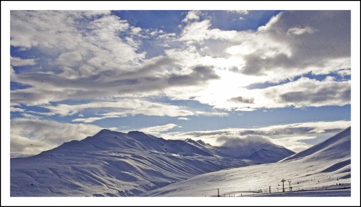 January-White Mountain