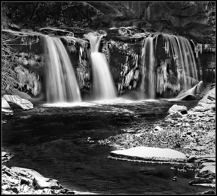 February - West Falls