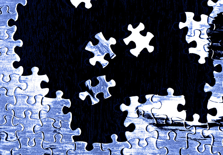 pieces