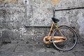 Half bike, grunged