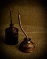 Oil Cans - The Tin Man's Arthritis Medication