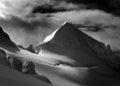 Climbers on summit ridge !