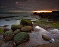 Pebbled Shore