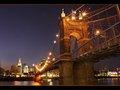 Nightime Over the Ohio
