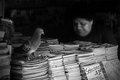 The Book Booth Bird
